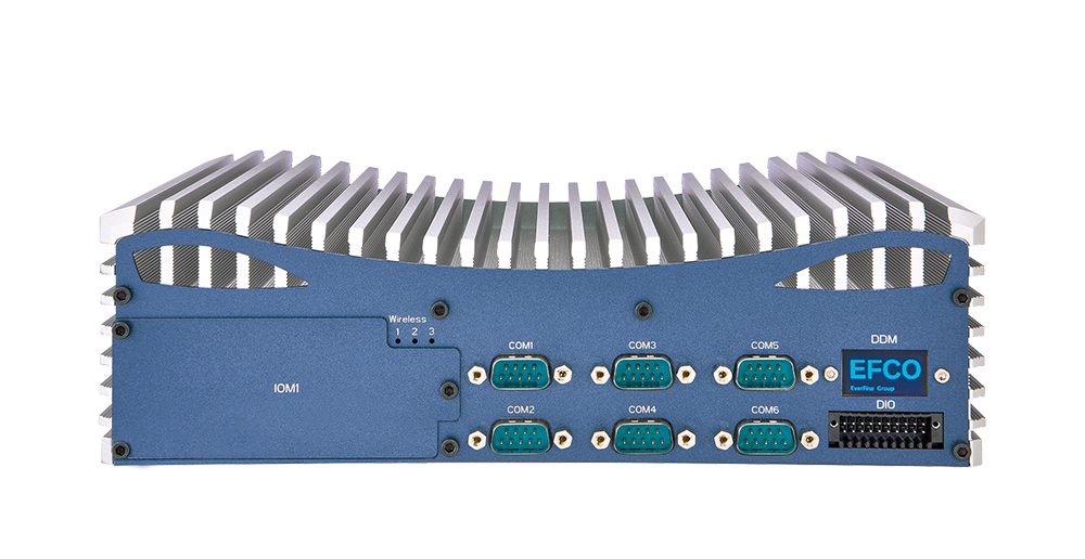 fanless embedded box,PoE,industrial