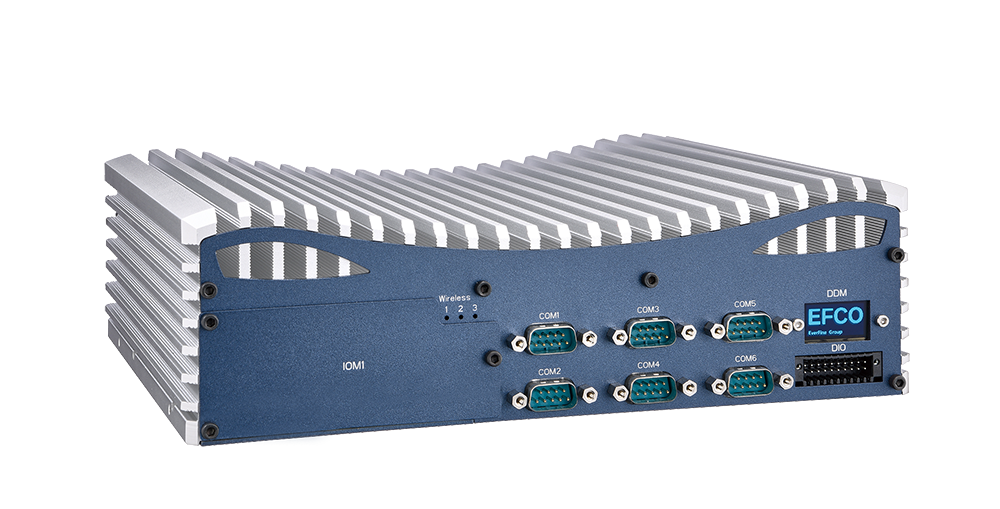 fanless embedded box,PoE, Industrial